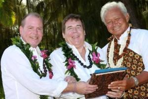 civil union on maui